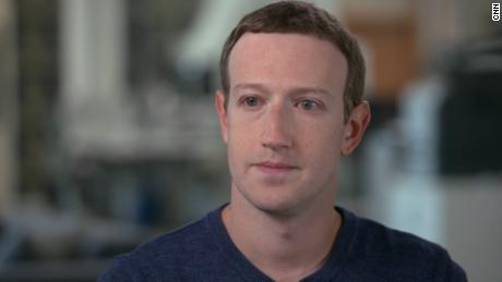 As problems pile up, Mark Zuckerberg stands his ground in exclusive CNN Business interview