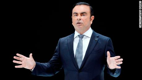 Nissan ousts Carlos Ghosn as chairman following his arrest