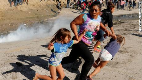 Your questions about the tear gas and tensions at the border, answered
