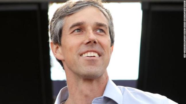 Beto O'Rourke hits the road as 2020 decision looms