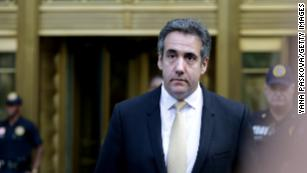 READ: Michael Cohen's plea agreement