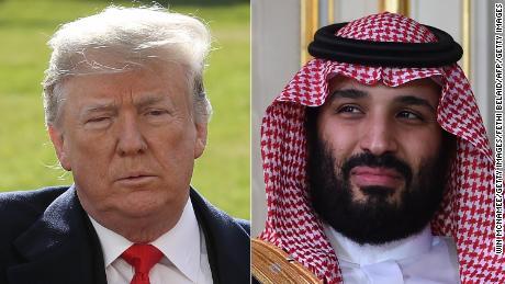 The slow-motion disaster of Trump's Khashoggi strategy