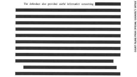 How to read between the lines of Mueller's blacked-out memo on Michael Flynn