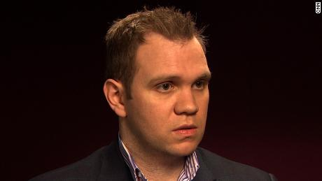 Matthew Hedges interview with Max Foster.