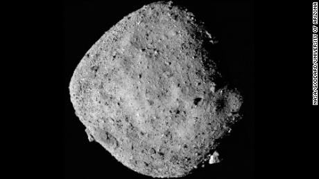 Delicate dance to collect samples from a NASA mission and a rugged asteroid