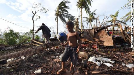 Vanuatu threatens to sue the biggest carbon energy producers