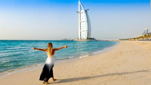 11 of the best beach spots you need to try in Dubai | CNN Travel