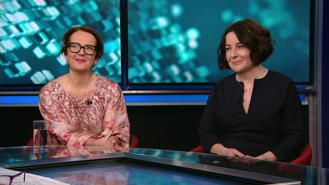 A Proper Female Friendship In Podcast Form Cnn Video