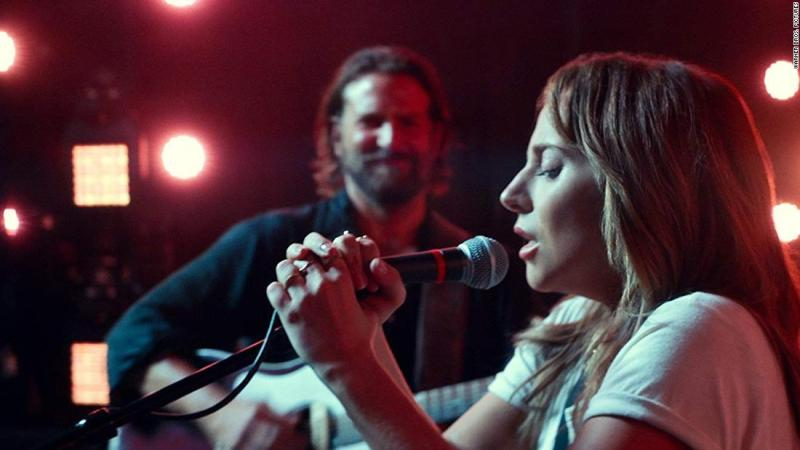"<strong>Best original song:</strong> ""Shallow"" by Lady Gaga and Bradley Cooper (""A Star Is Born"")"