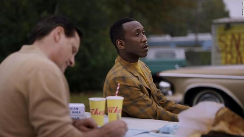 """<strong>Best supporting actor:</strong> Mahershala Ali, """"Green Book"""""""