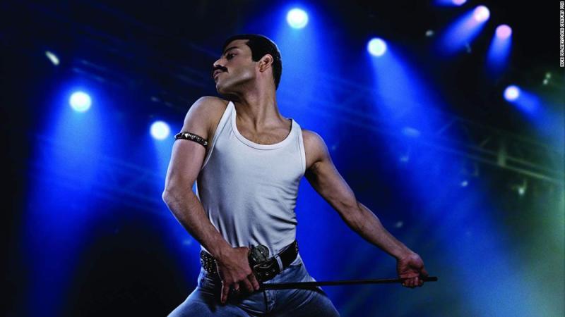 "<strong>Best actor: </strong>Rami Malek, ""Bohemian Rhapsody"""