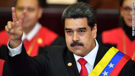 Venezuela's Maduro starts another six-year term despite pressure from neighbors