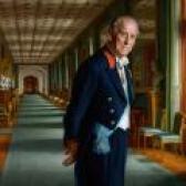 43 Prince Philip unfurled