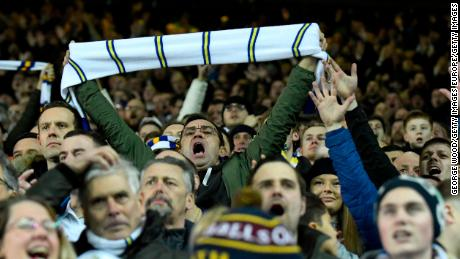Leeds last played in the Premier League during the 2003-2004 season.