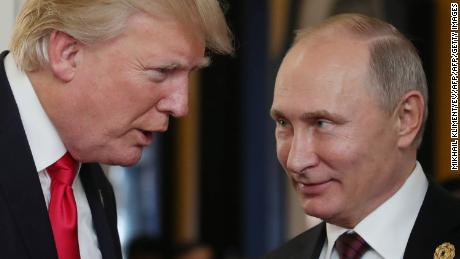 White House rejects Dem requests for info on Putin communications