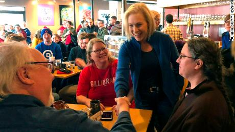 Gillibrand doesn't shy away from her conservative past in Iowa