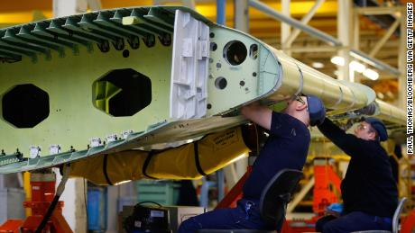 Airbus and Ford warn of dire consequences if Brexit goes badly