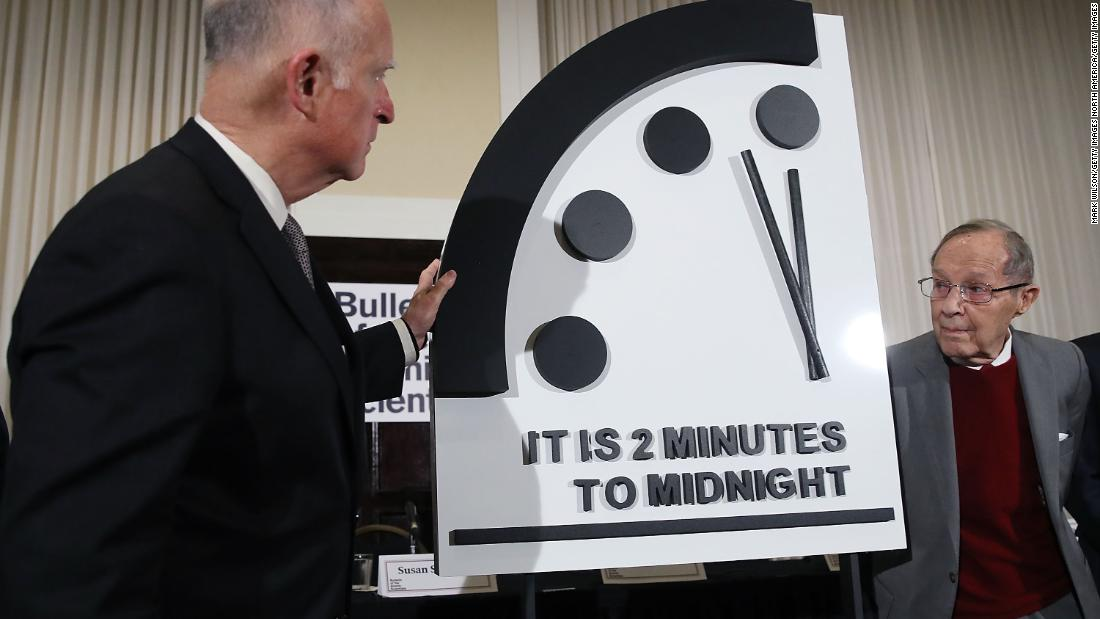 Photo of What the 'Doomsday Clock' means and why it is dangerous after we're near midnight