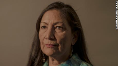Deb Haaland redefines Congress: 'She'll help us see what Native Americans mean'
