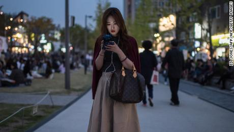 South Korea's glass ceiling: Women struggling to get hired by companies that only want men