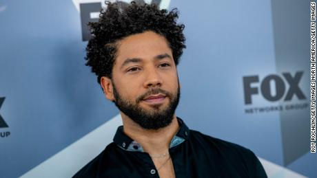 Jussie Smollett breaks silence after his reported attack