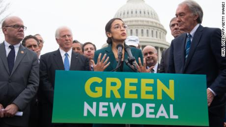 Here's what the Green New Deal actually says