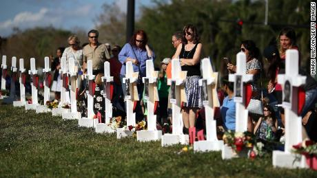 One year after parkland, parents and teachers are still mourning. These are her stories