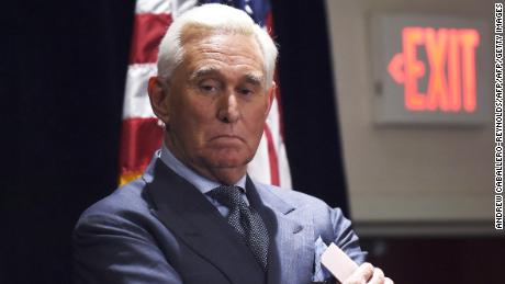 Roger Stone cannot speak publicly about case, judge rules