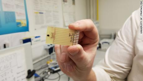 Researchers hope experimental 2.5-minute sepsis test could save lives