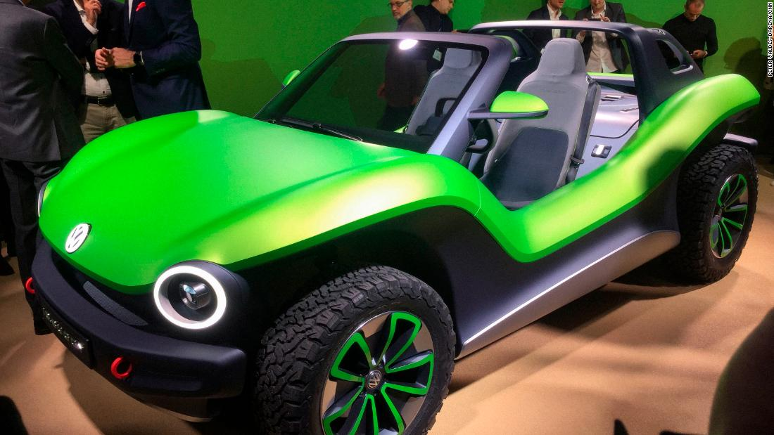 Volswagen Might Really Sell This Beach Buggy