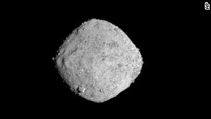Spacecraft makes 'unexpected' discoveries about asteroid Bennu