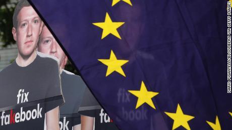 Europe will fight Mark Zuckerberg's plan for Facebook