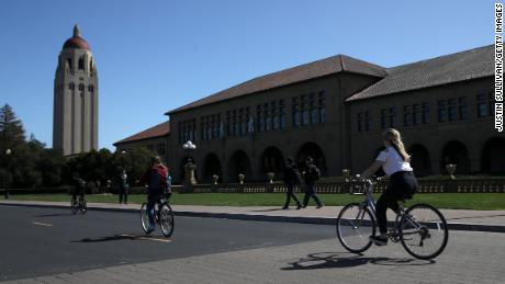 Stanford students file class-action lawsuit over college admissions scandal