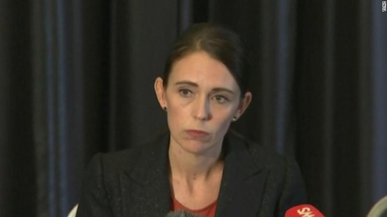 Prime Minister: One of New Zealand's darkest days