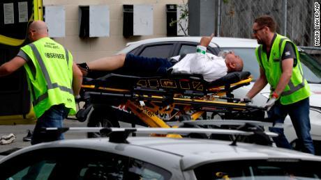 Séance de masse dans les mosquées de Christchurch, en Nouvelle-Zélande