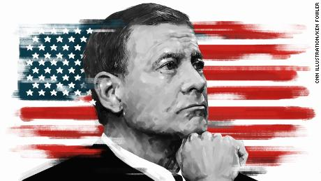 John Roberts has lost control of the Supreme Court