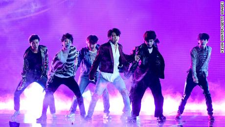 BTS! We haven't seen boy-band fandom like this since the Beatles