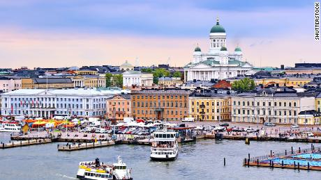 Can happiness be exported? One Finnish school believes so