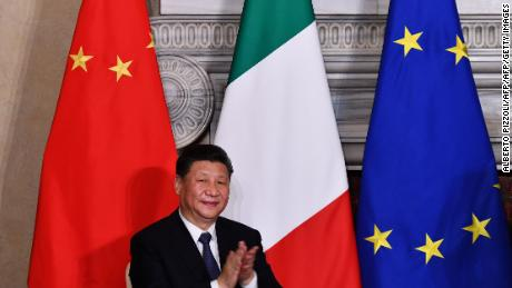 China is the big winner from Europe's Brexit chaos