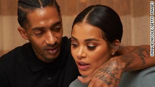 Nipsey Hussle and Lauren London's hip-hop fairytale