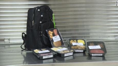 Perfectly good food was going in the trash, so an Indiana school turned it into take-home meals for hungry kids
