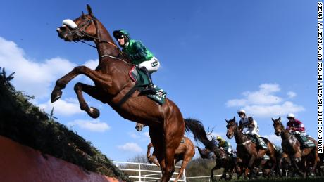 Why the Grand National is the 'Wimbledon' of hunt racing