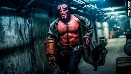 David K. Harbor in & # 39; Hellboy & # 39;