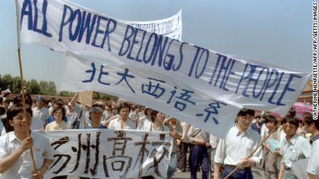 30 years after Tiananmen massacre, Taiwan shows another way for China