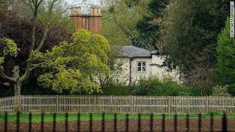 The couple plan to continue using Frogmore Cottage as a royal residence when in Britain