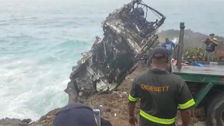 Police in Dominican Republic recover car used by couple who went missing