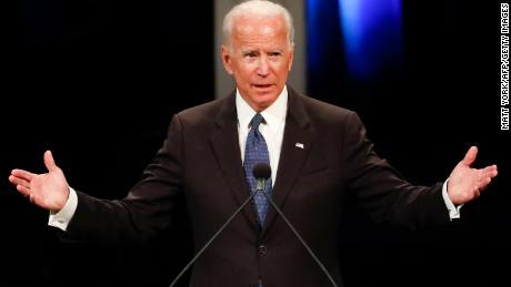 At Fritz Hollings' funeral, Joe Biden returns to a familiar role: eulogist