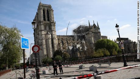 Notre Dame probe ramps up as investigators question workers