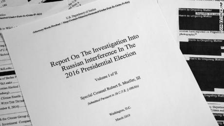 Read and search the full Mueller report