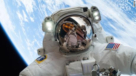 Humans have been living on the space station for 20 years